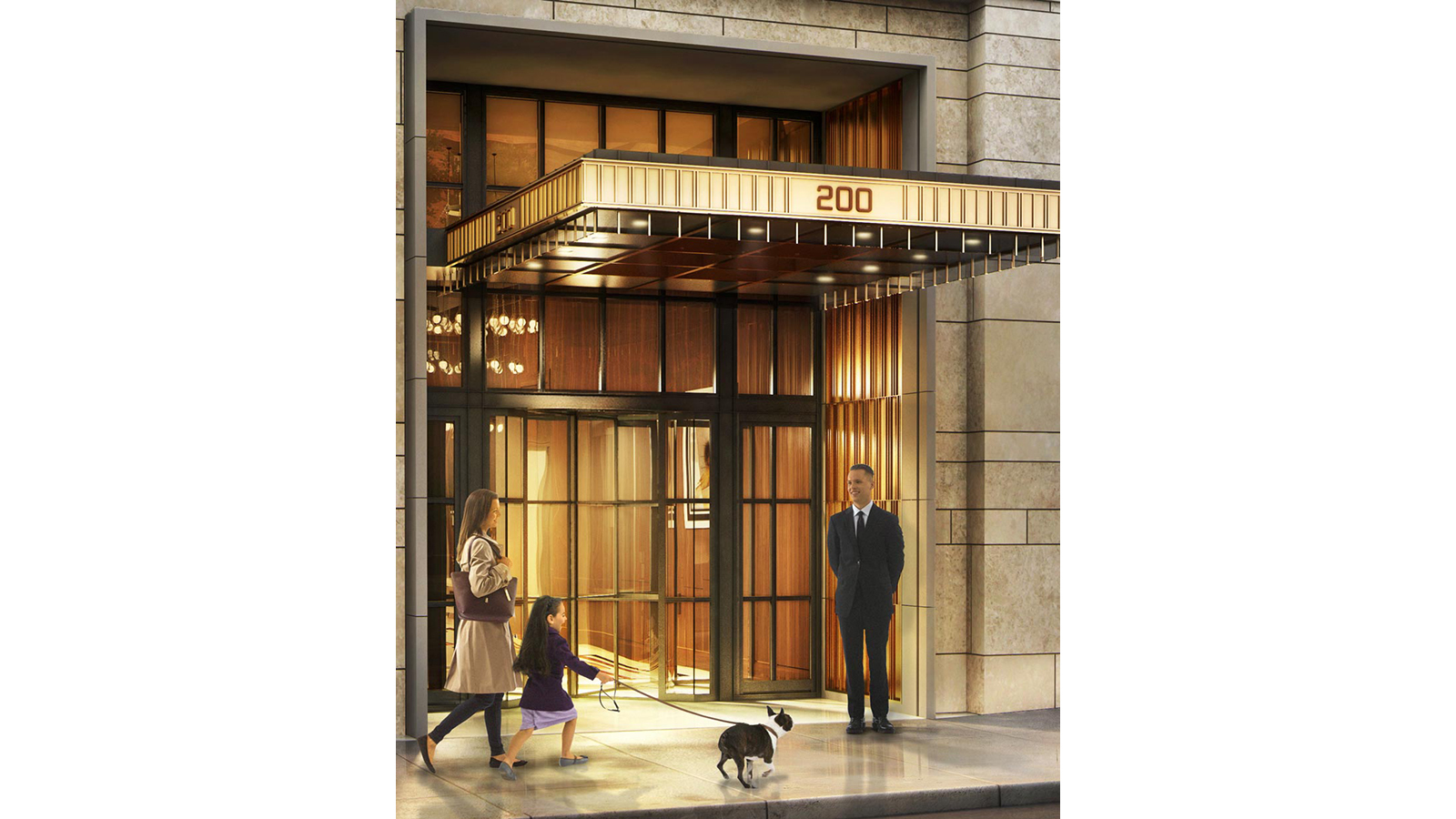 The Kent, 200 East 95th Street