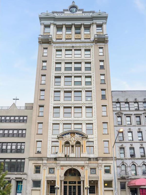 Forward Building, 175 East Broadway