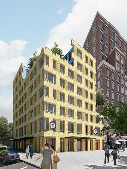 400 Lenox Avenue