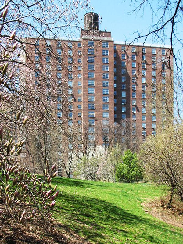 Morningside Gardens, 549 West 123rd Street