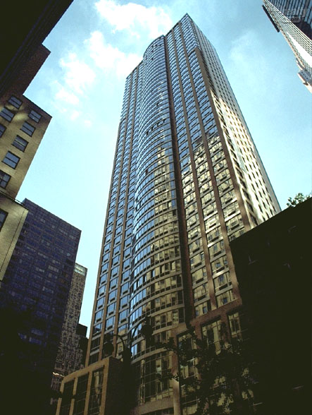 The Metropolis, 150 East 44th Street