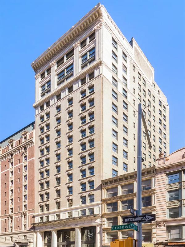 The Centurian Building, 1182 Broadway