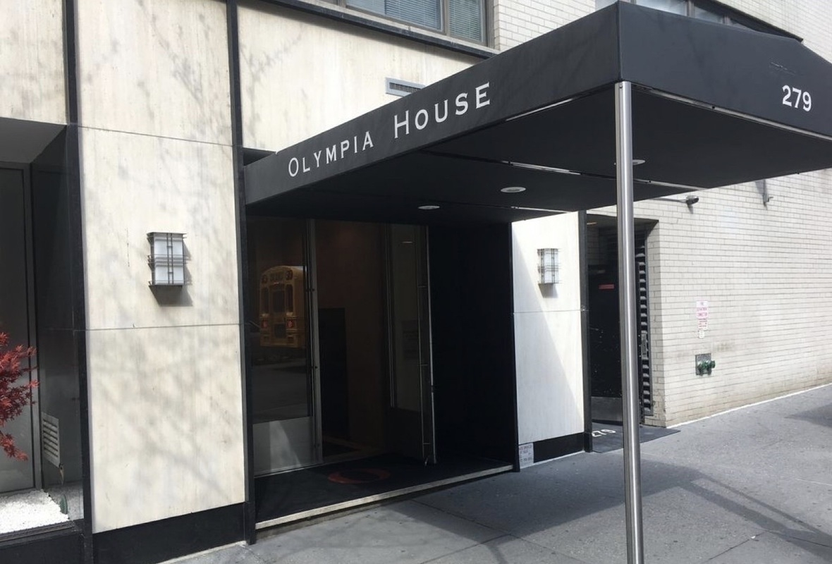 The Olympia House, 279 East 44th Street
