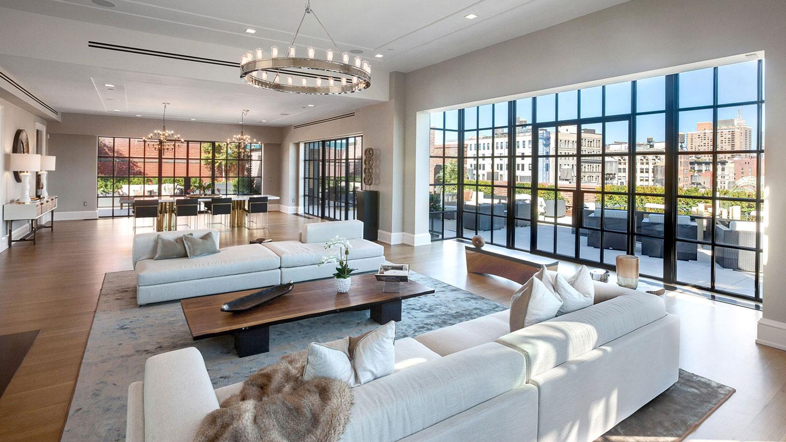 The Puck Penthouses, NoLiTa/Little Italy, Luxury Condo, New York City
