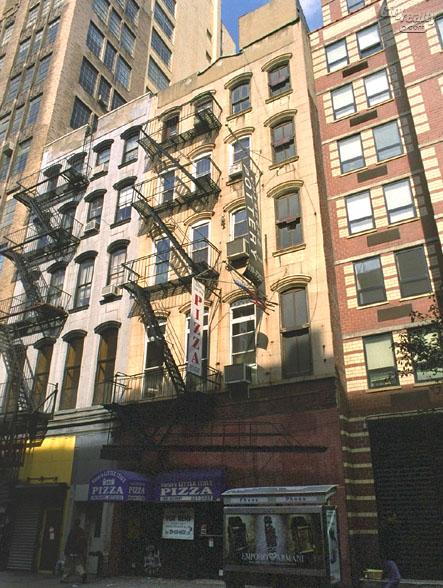 153 Chambers Street