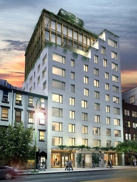 345 Meatpacking, 345 West 14th Street