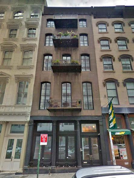 SW TriBeCa Lofts, 53 Murray Street