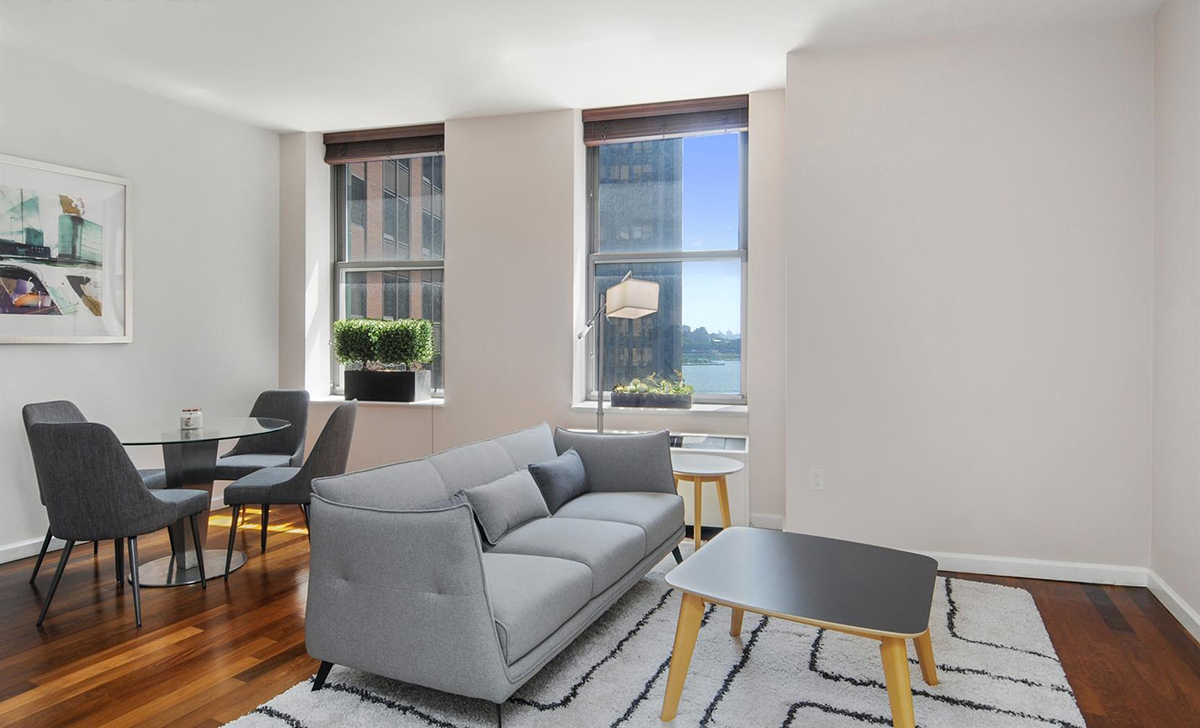 Cocoa Exchange 1 Wall Street Court Nyc Condo Apartments Cityrealty