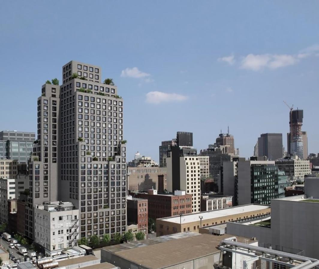 Condo Rentals Nyc: Greenwich West, 110 Charlton Street, NYC
