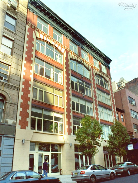 The Chelsea Quarter, 129 West 20th Street