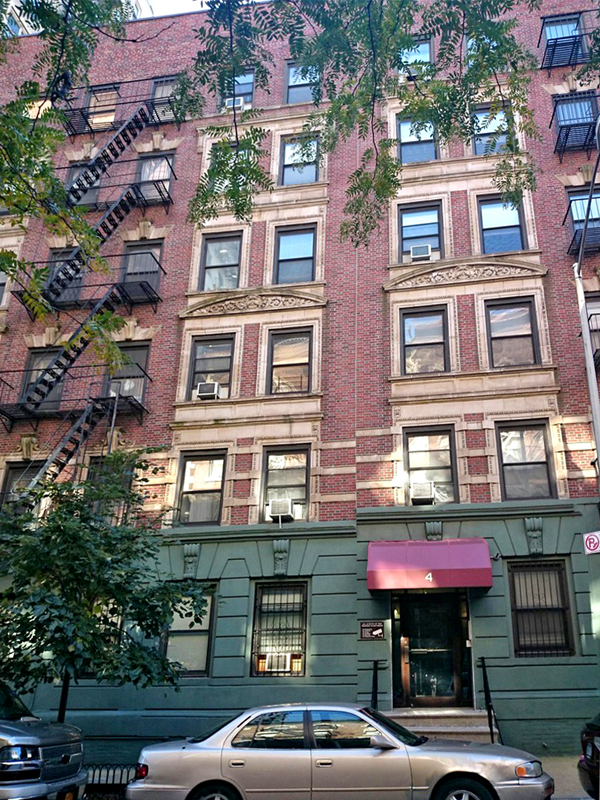 4 West 101st Street