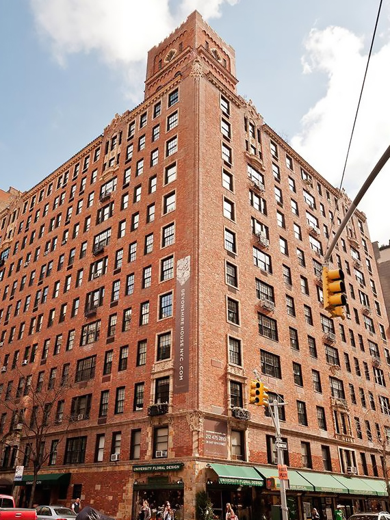 Devonshire House, 28 East 10th Street, NYC - Condo Apartments