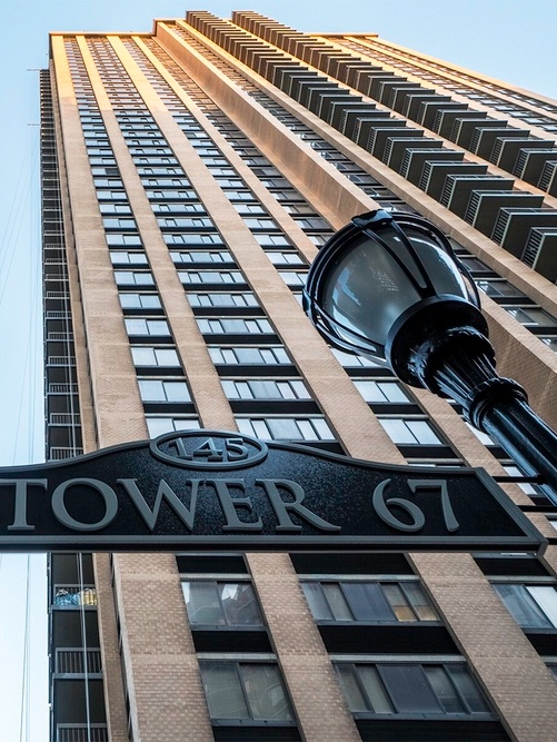 Tower 67, 145 West 67th Street