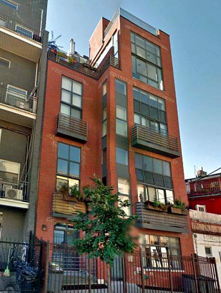 The Stagg II, 52 Ten Eyck Street