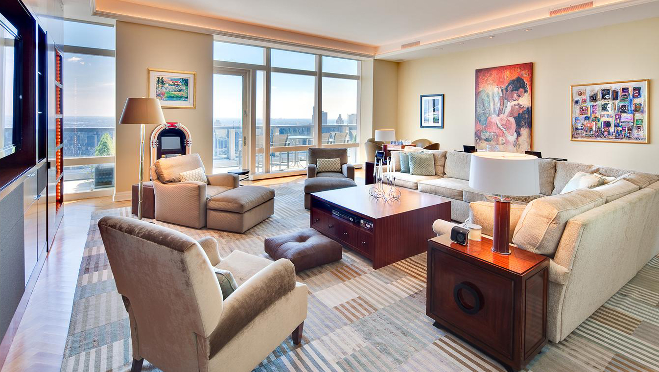 Residences at the Mandarin Oriental, 80 Columbus Circle, NYC