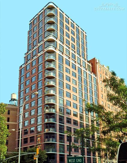 Straus Park, 272 West 107th Street