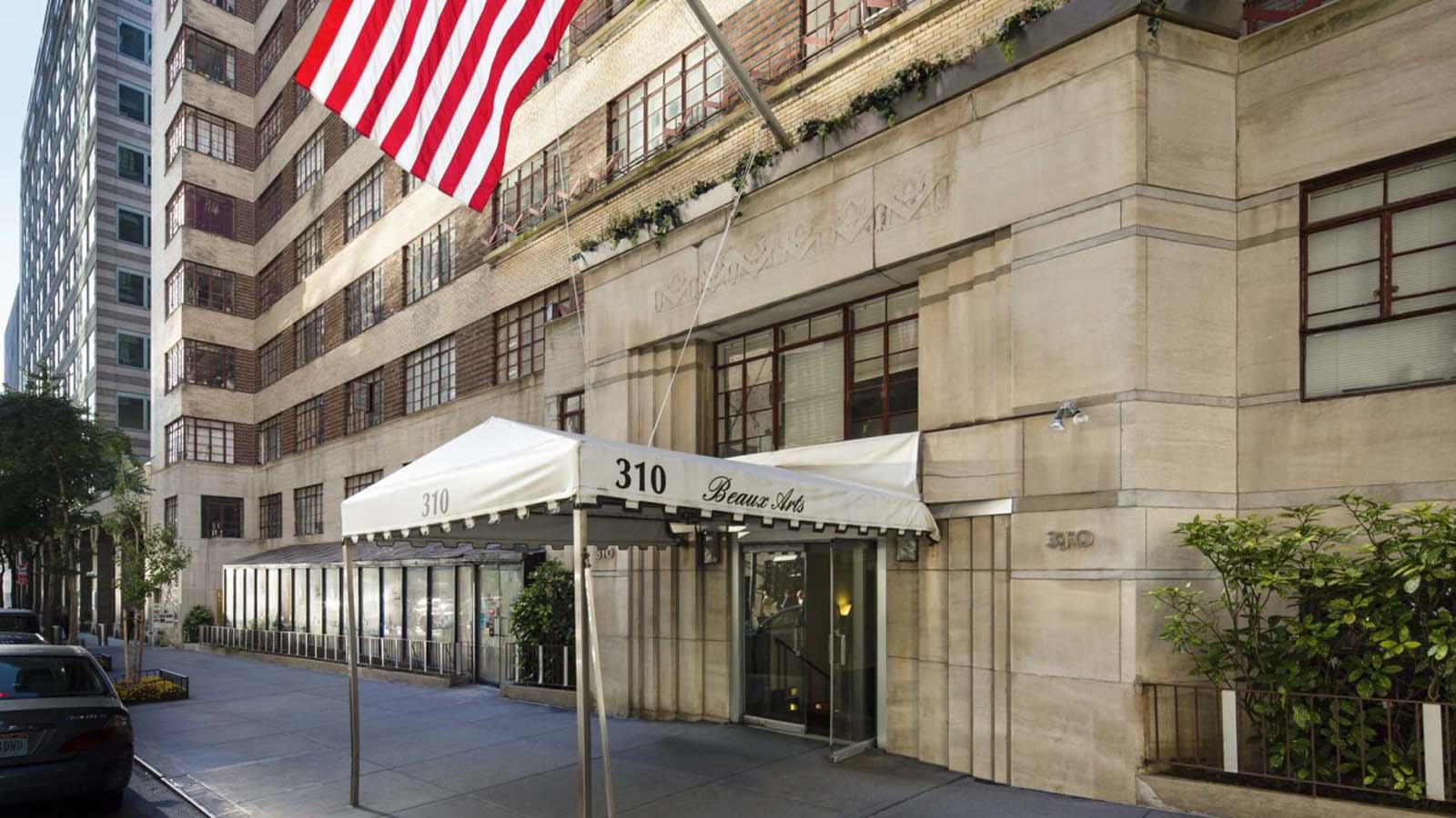 The Beaux Arts 310 East 44th Street Nyc Rental