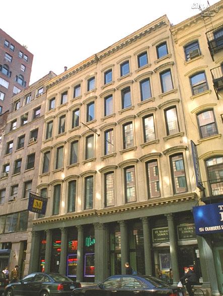 150 Chambers Street