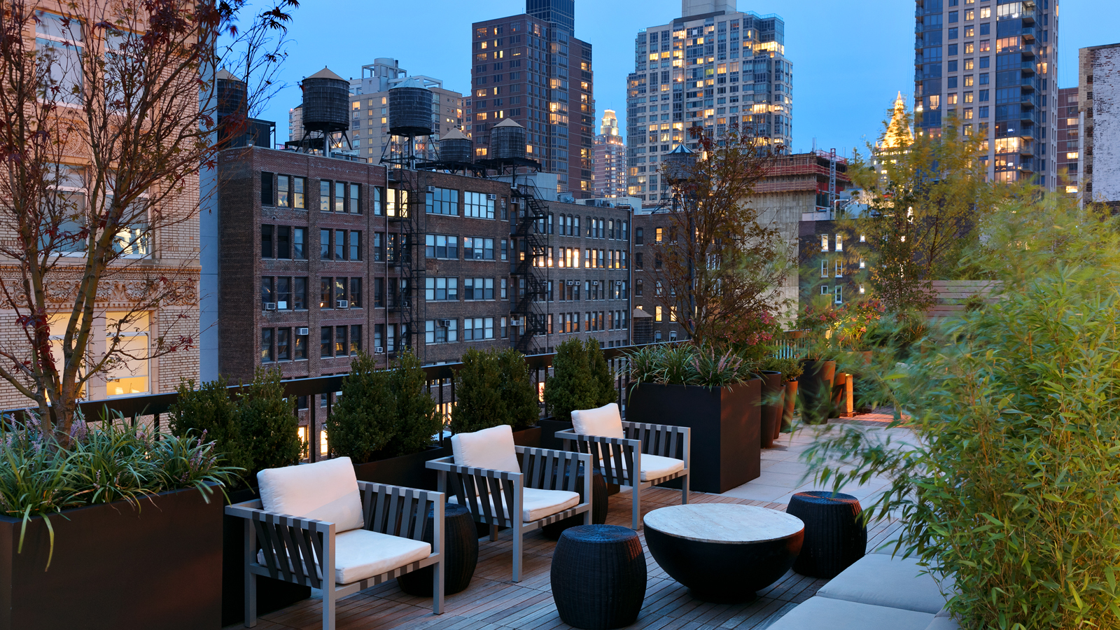 The Chelsea, 160 West 24th Street