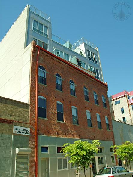 Factory Lofts, 66 North 1st Street