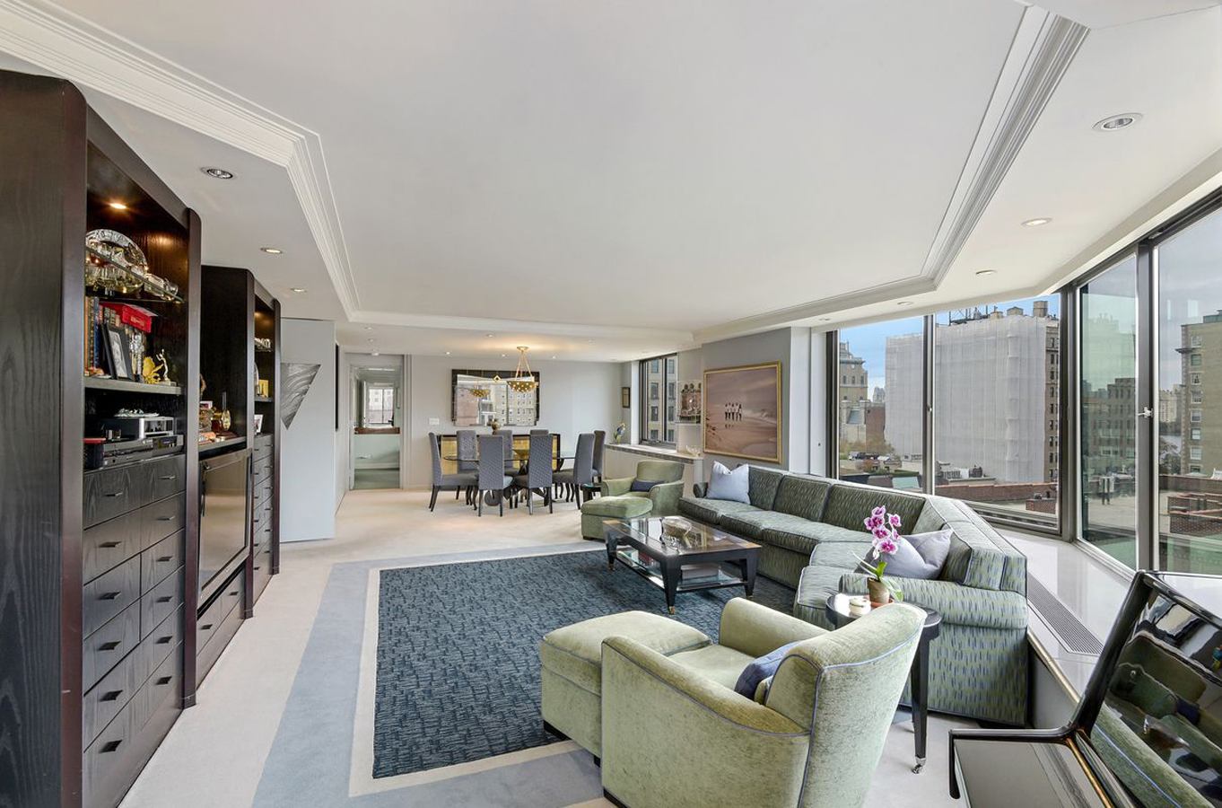 Carnegie Hill Tower 40 East 94th Street Nyc Condo Apartments Cityrealty