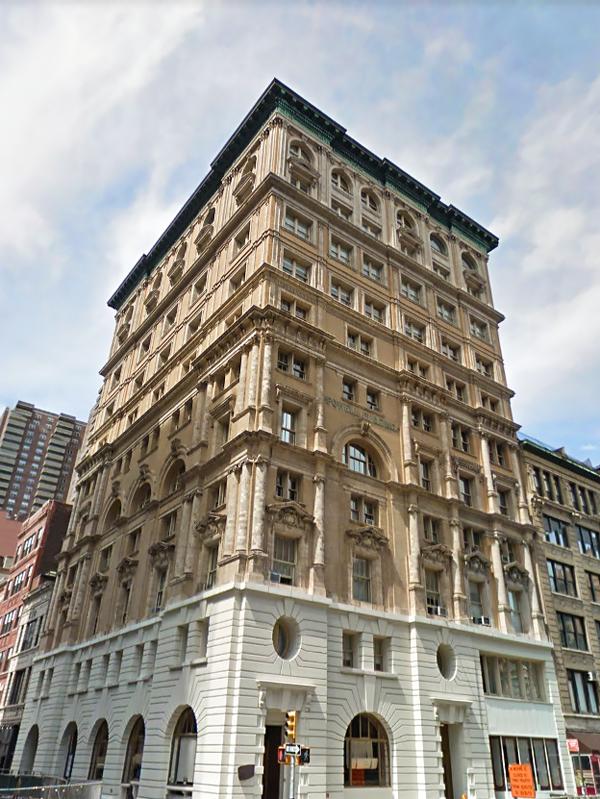 The Powell Building, 105 Hudson Street