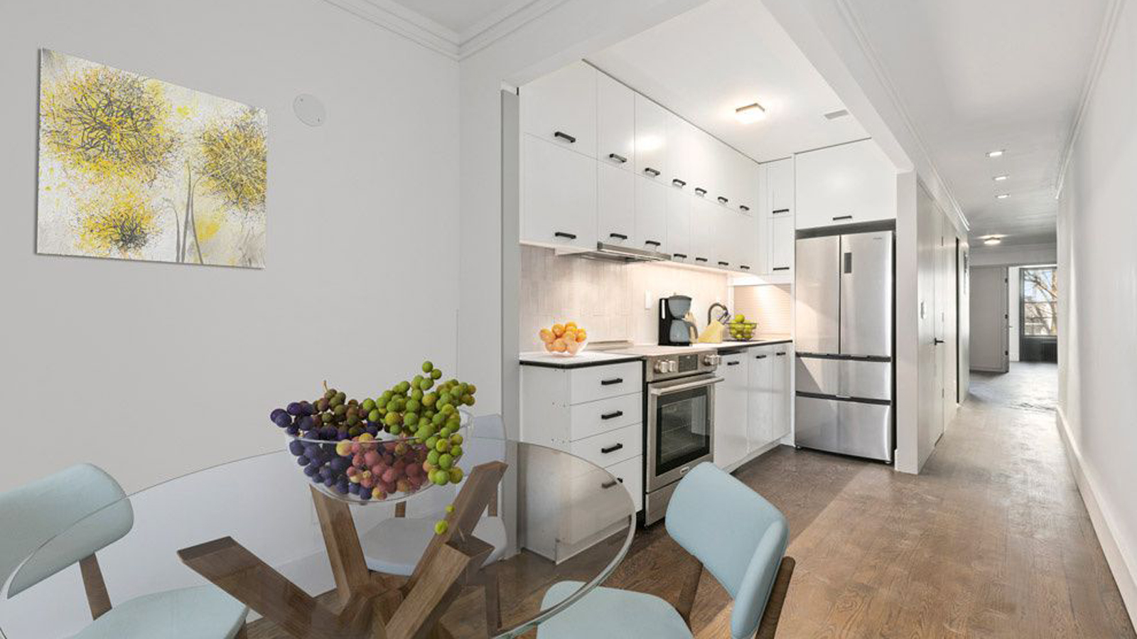 The Brooklyn Garden Houses, 61-65 3rd Place, NYC - Rental ...