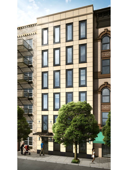 The Justin, 225 East 81st Street