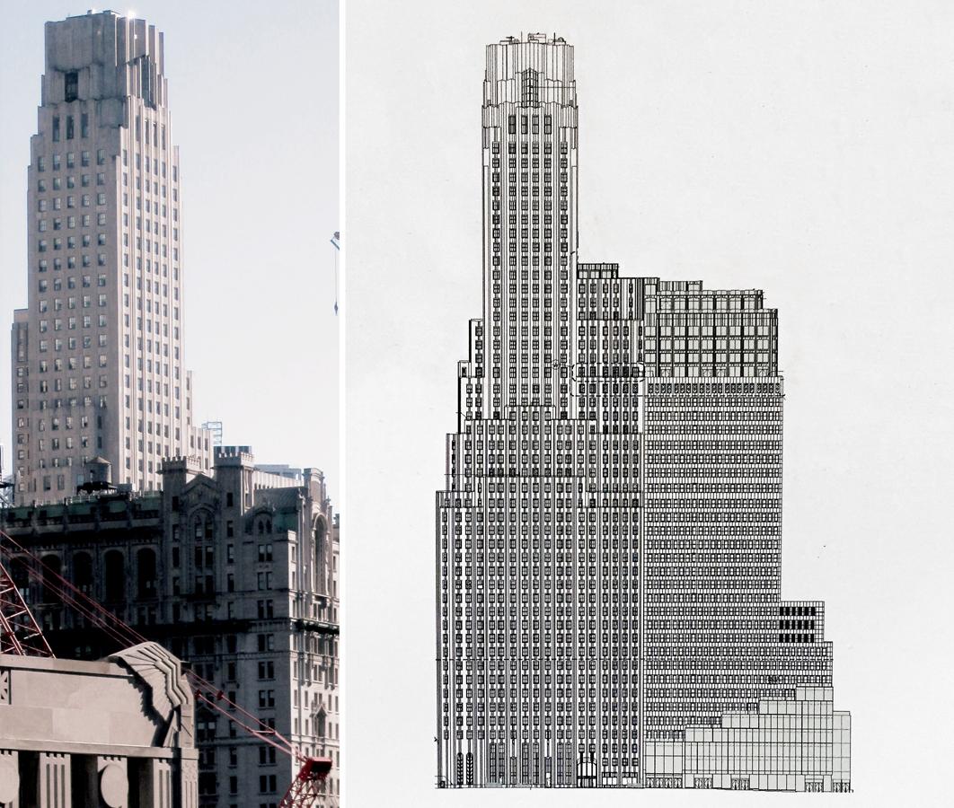 Wall Street Apartments: One Wall Street, 1 Wall Street, NYC