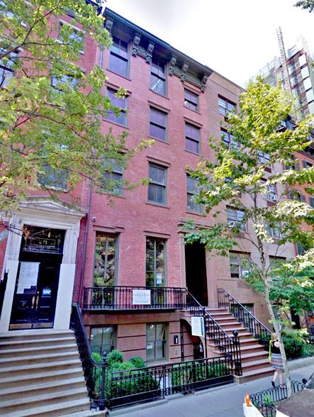 22 gramercy park south nyc condo apartments cityrealty for Gramercy park apartments for sale