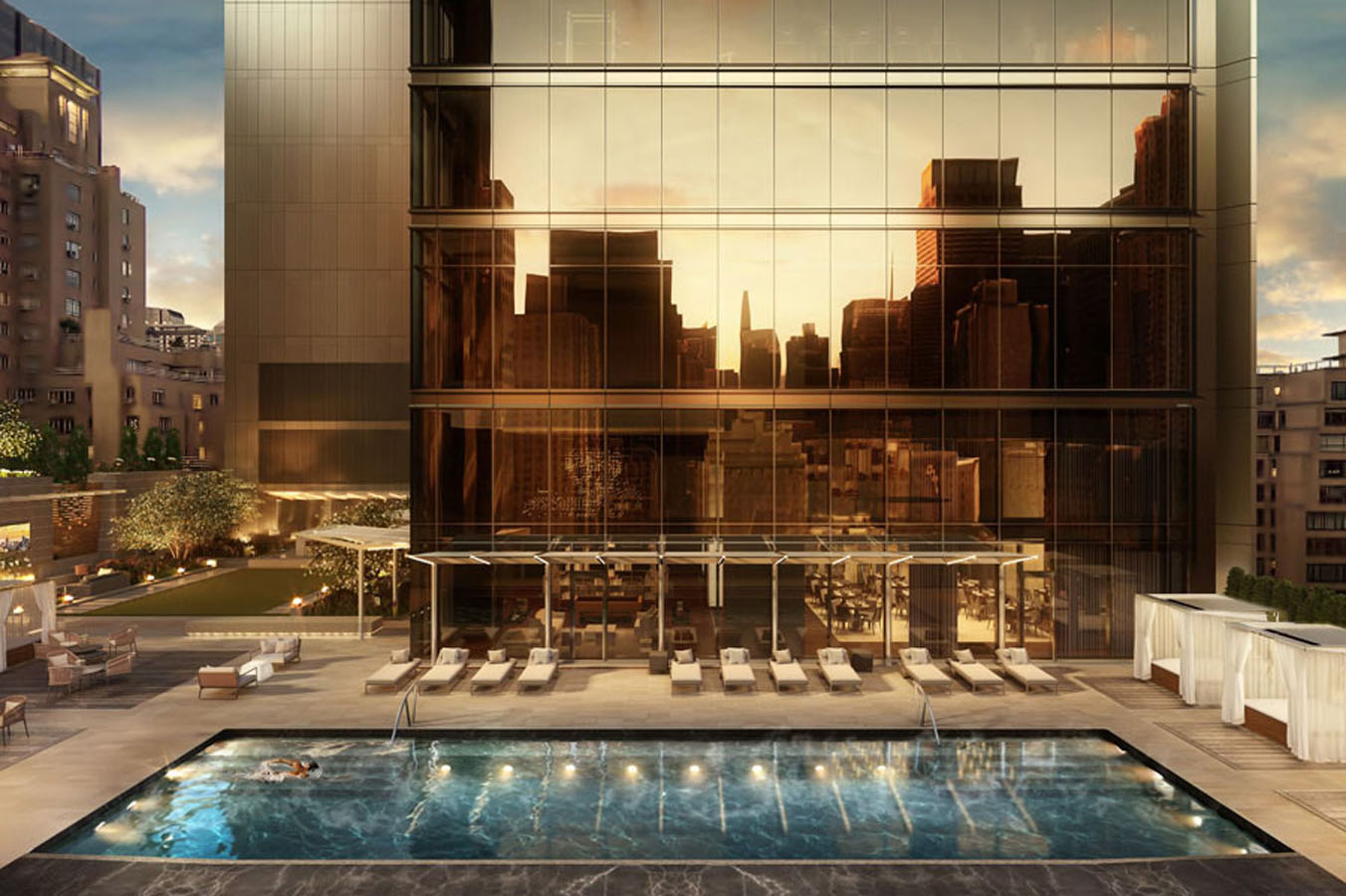 Central Park Tower, 217 West 57th Street