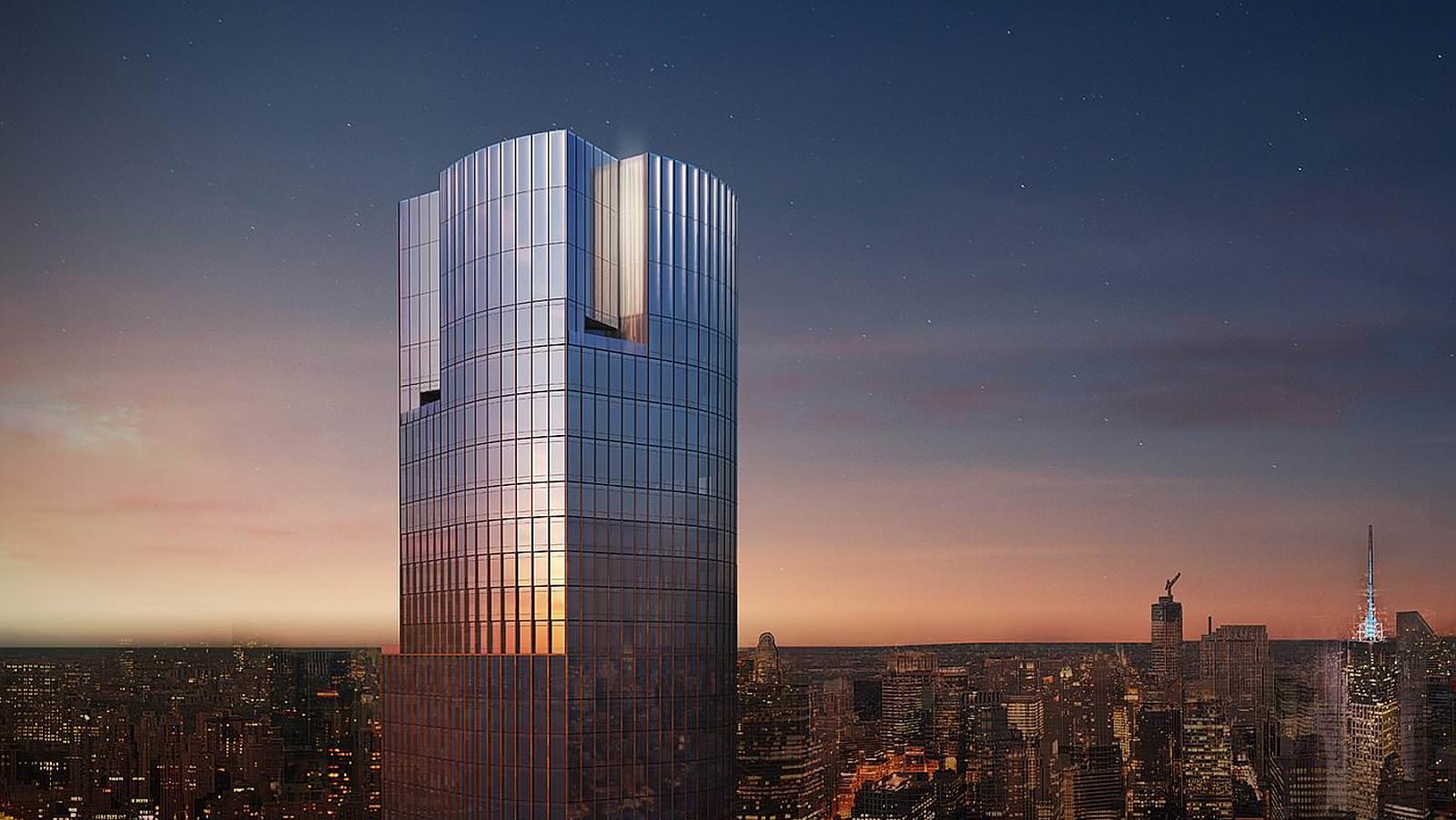 35 Hudson Yards, 500 West 33rd Street