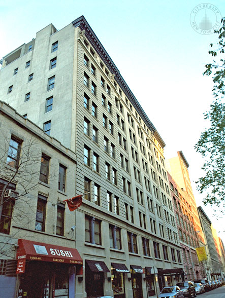 The Steiner Building, 257 West 17th Street