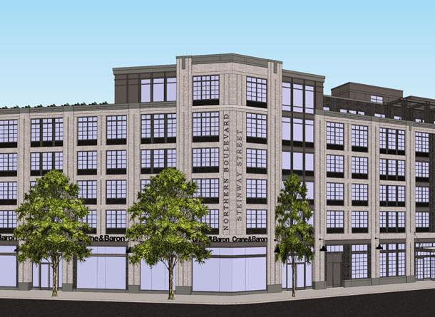 Astor LIC, 36-20 Steinway Street