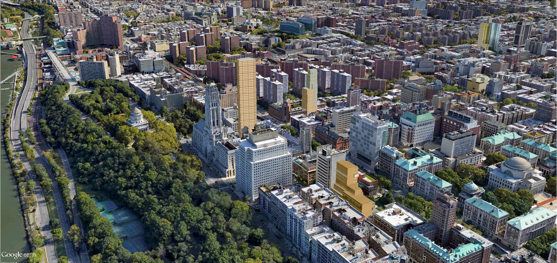 100 Claremont Avenue