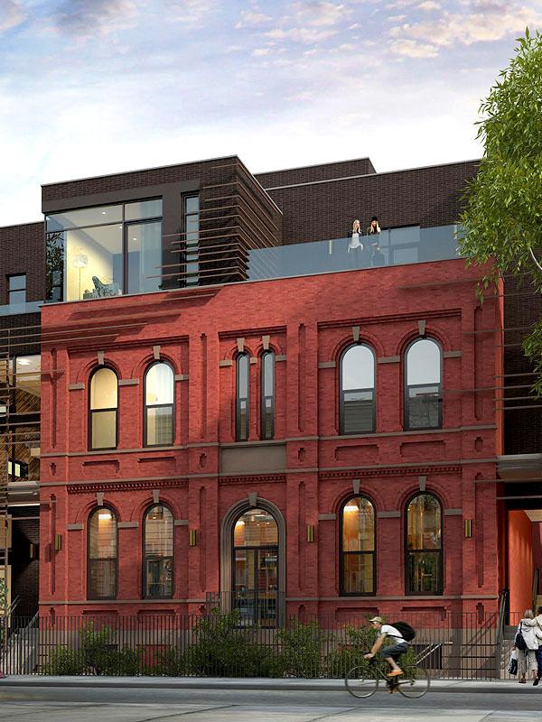 533 Leonard Street