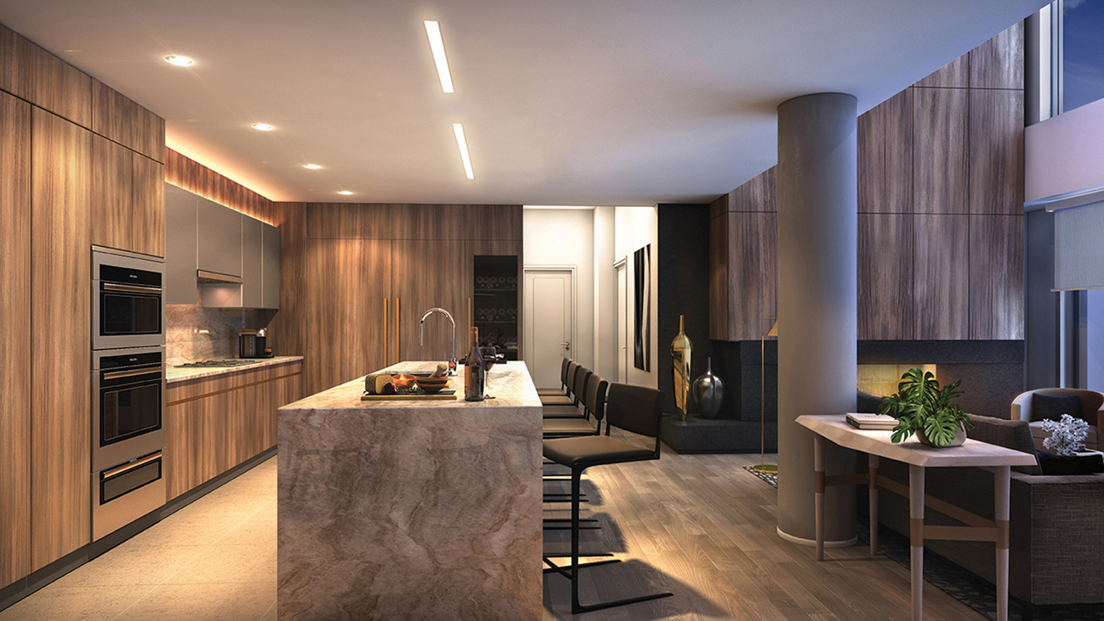 Tangram House 133 15 39th Avenue Nyc Condo Apartments