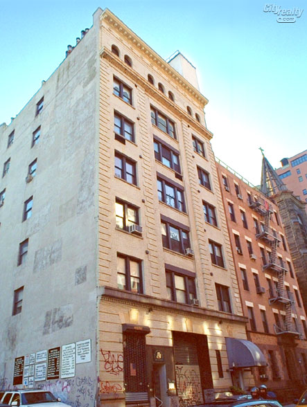 First Village, 130 East 12th Street