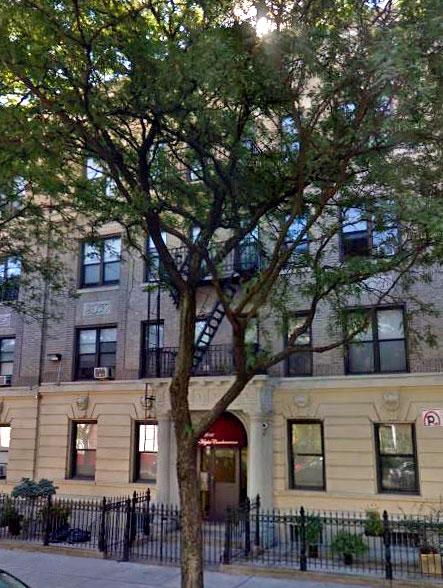 Dorchester Heights Condominium, 2112 Dorchester Road