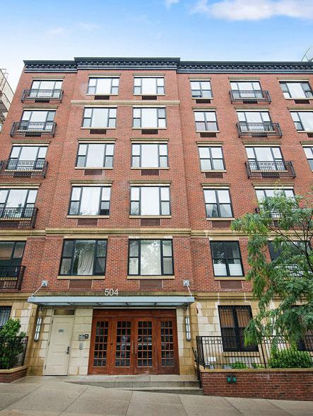 Hamilton Parc, 504 West 136th Street