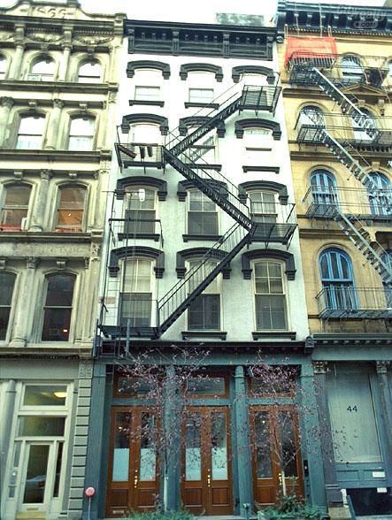 The Kea, 42 White Street
