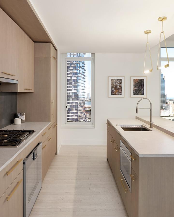 Tribeca Apartments For Rent: 91 Leonard Street, NYC - Condo Apartments