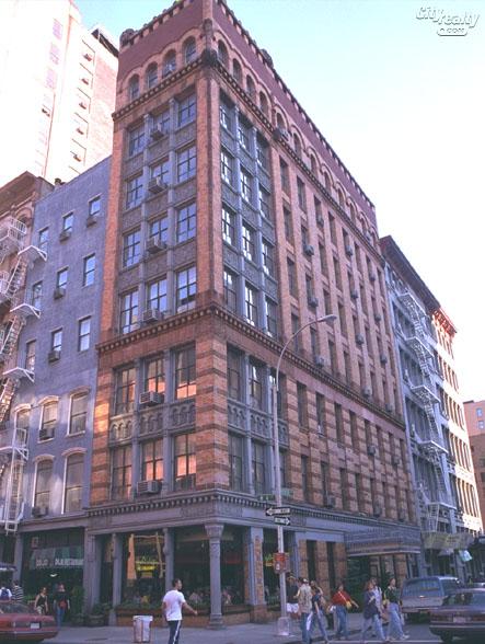 250 Mercer Street