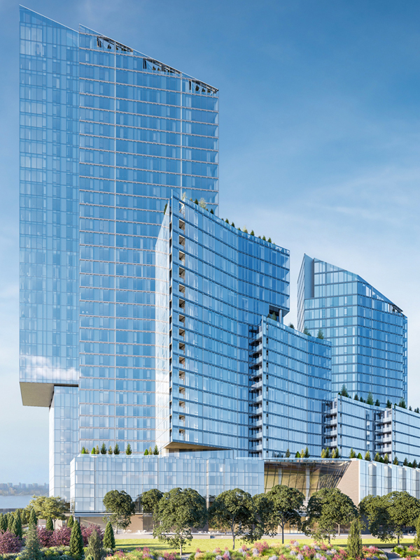 Two Waterline Square Building Review Cityrealty