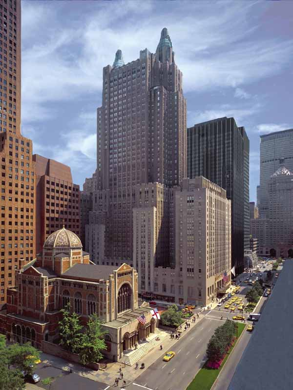 The Waldorf Towers, 100 East 50th Street, NYC - Condo Apartments ...