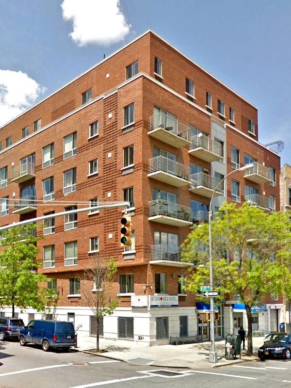 The New Amsterdam, 2360 Amsterdam Avenue