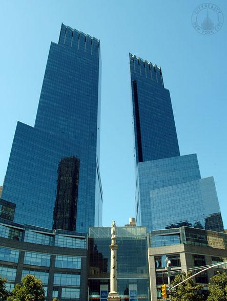Time Warner Center 25 Columbus Circle Nyc Condo
