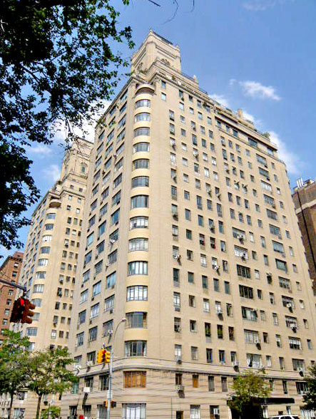 The Normandy, 140 Riverside Drive