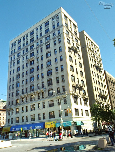 The Manchester 255 West 108th Street Nyc Apartments Cityrealty