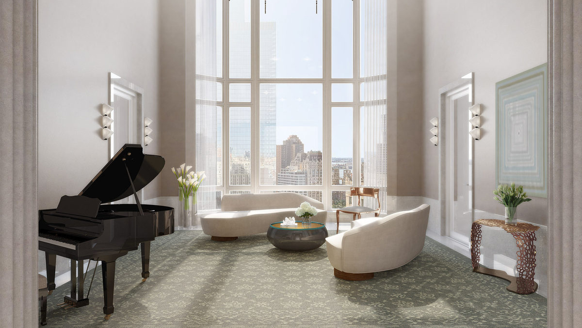 The Four Seasons Private Residences, 30 Park Place